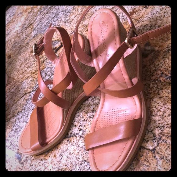Corso Como Shoes - Corso Como 10 th anniversary wedge ❤️🚀